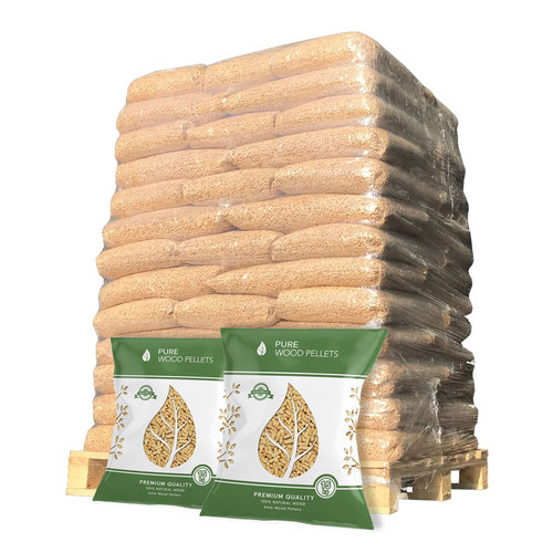 Picture of Horse Bedding Wood Pellets Pallet (Kerbside)